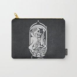Death Tarot Carry-All Pouch