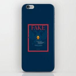 mr. 45 .. fake cover russia iPhone Skin
