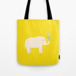 Magic Elephant II Tote Bag