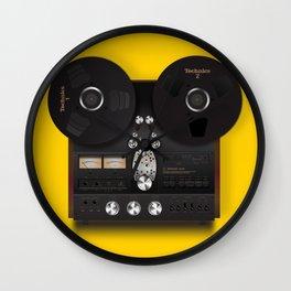 Reel 1500 Wall Clock