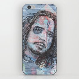 Chris Cornell - Nearly Forgot My Broken Heart iPhone Skin