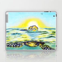 Keep Your Head Above Water. You Got This Laptop & iPad Skin