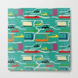 la traffic Metal Print