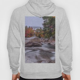 mountain stream Hoody