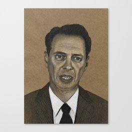 Steve Buscemi Canvas Print