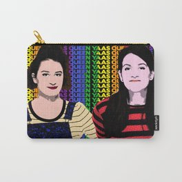 "TV Queens - Broad City ""Yaas Queen"" Carry-All Pouch"