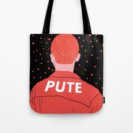 Pute Tote Bag
