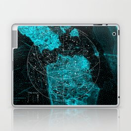 Summer Stars over the Bay Laptop & iPad Skin