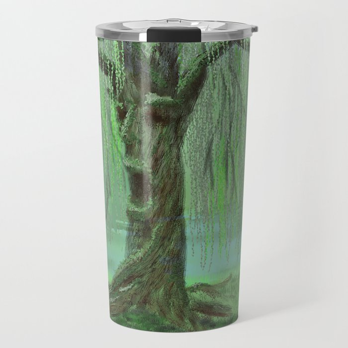 Old Man Willow Travel Mug
