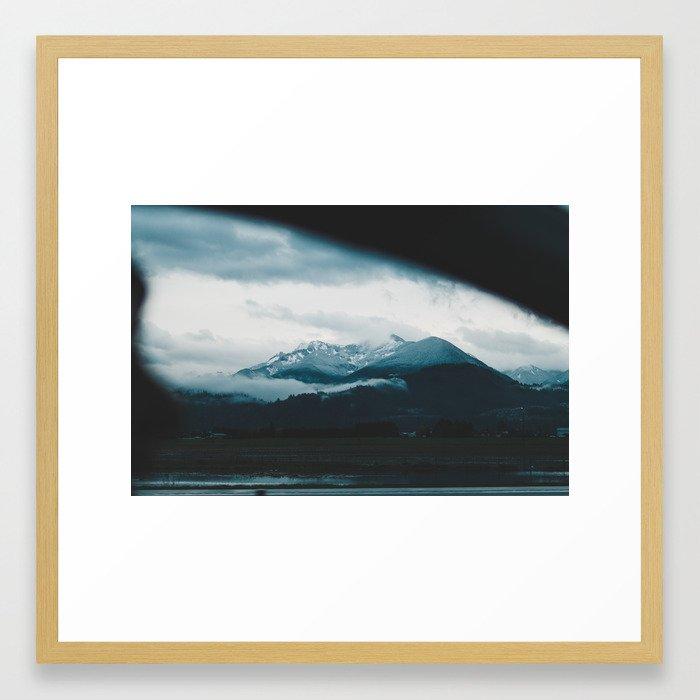 Chilliwack Framed Art Print