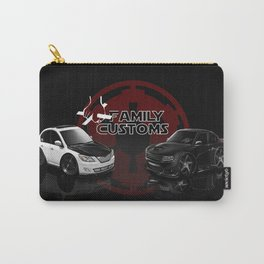 CHIBICARS - Vader & Trooper (FC) Carry-All Pouch