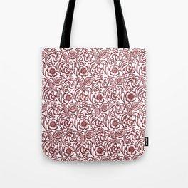 """William Morris """"Floral"""" Tote Bag"""