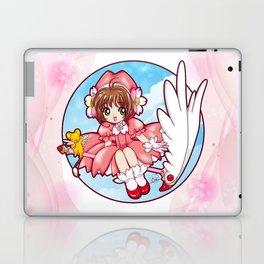 Sakura Kinomoto (Classic Dress) Laptop & iPad Skin