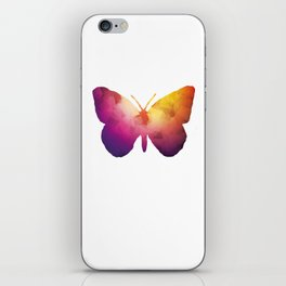 Butterly iPhone Skin