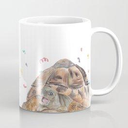 Confetti turtle Coffee Mug
