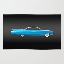 1960 Cadillac Coupe De Ville Rug