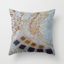 Perfect Glass Throw Pillow