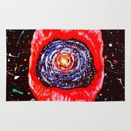 Cosmic Lips 2 Rug