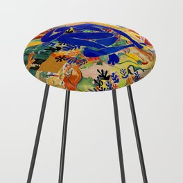 Matisse el Henri Counter Stool