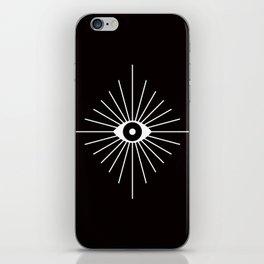 ELECTRIC EYES iPhone Skin