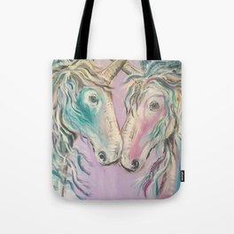 Unicorn Forever Friendship Tote Bag
