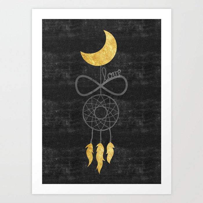 The Dream Love Art Print