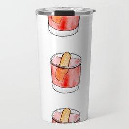 Summer Cocktails Travel Mug