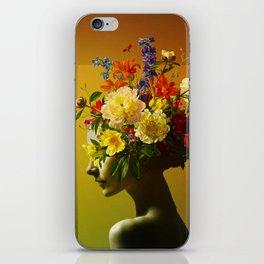 Human nature iPhone Skin