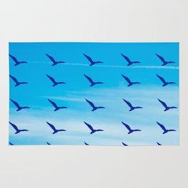 Seagull Sky Rug
