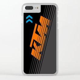 KTM Arrow Clear iPhone Case