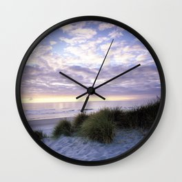 Carol M Highsmith - Sunrise on a Florida Beach Wall Clock
