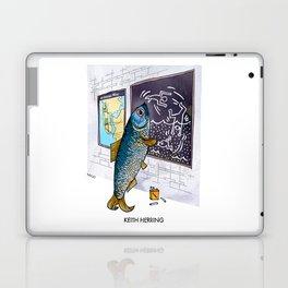 Keith Herring Laptop & iPad Skin