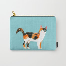 Calico Carry-All Pouch