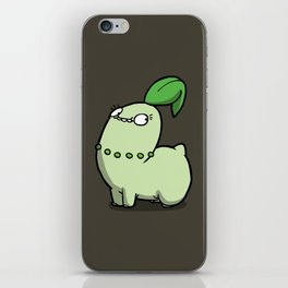 Pokémon - Number 152 iPhone Skin