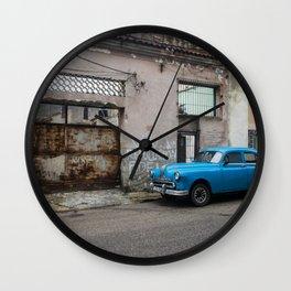 Viva la Revolucion Wall Clock