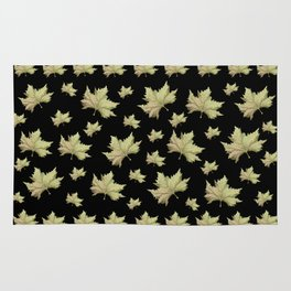Nature leaf pattern Rug
