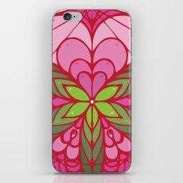 LOVE grows life seed iPhone Skin