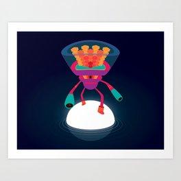 Ultra Art Print