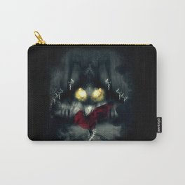 Facing the Beast Carry-All Pouch