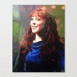 Supernatural: Rowena Canvas Print