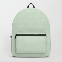 Light pistachio. Backpack