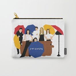 Friends Umbrella Carry-All Pouch
