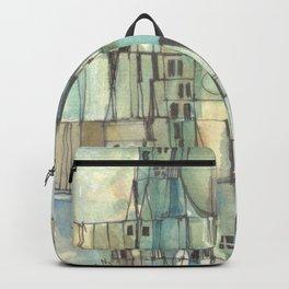 Urbe fragmentos N° 6 (City fragments N° 6) Backpack
