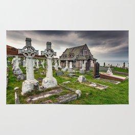 Saint Tudno Llandudno Rug