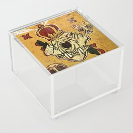 Starved-Nation Acrylic Box