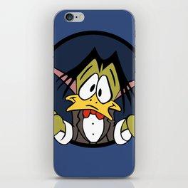 Count Duckula iPhone Skin