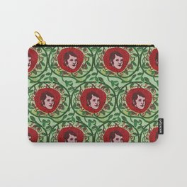 My Love is like a Red Red Rose Carry-All Pouch