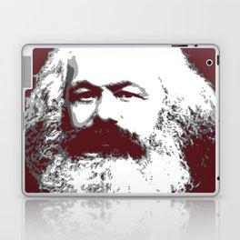 Karl Marx Laptop & iPad Skin