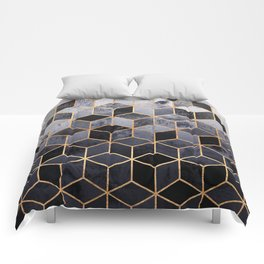 Daydream Cubes Comforters