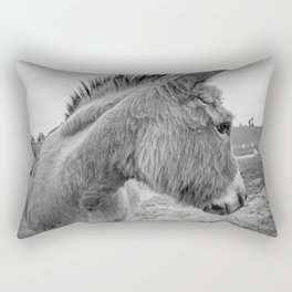 Bernice the Burro Rectangular Pillow